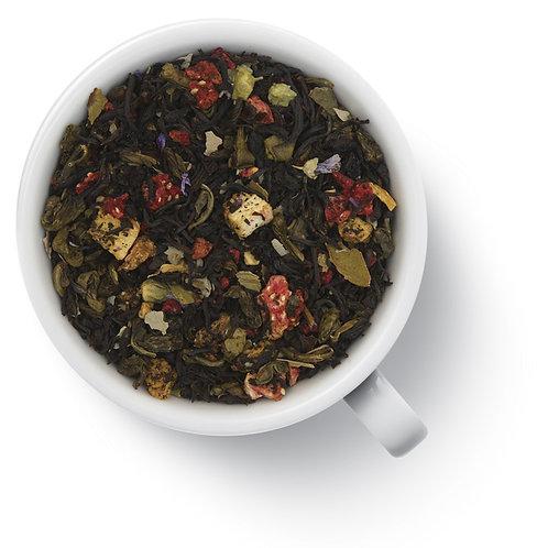 Чай зеленый с черным Царский экстра