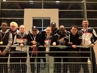 Championnats de région cadets - juniors - seniors