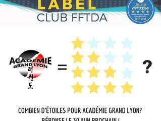 Labellisation FFTDA