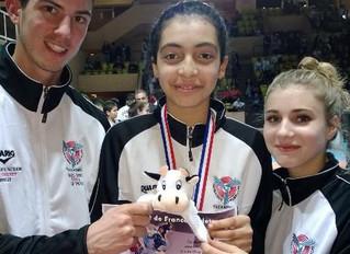 Championnats de France cadet/espoir