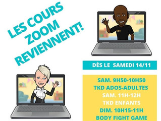 Cours ONLINE