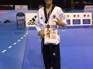 Championnats de France technique: Antoni en or et en bronze!
