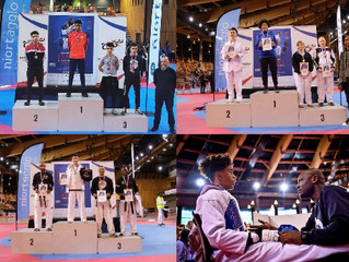 Championnats de France U21/Master