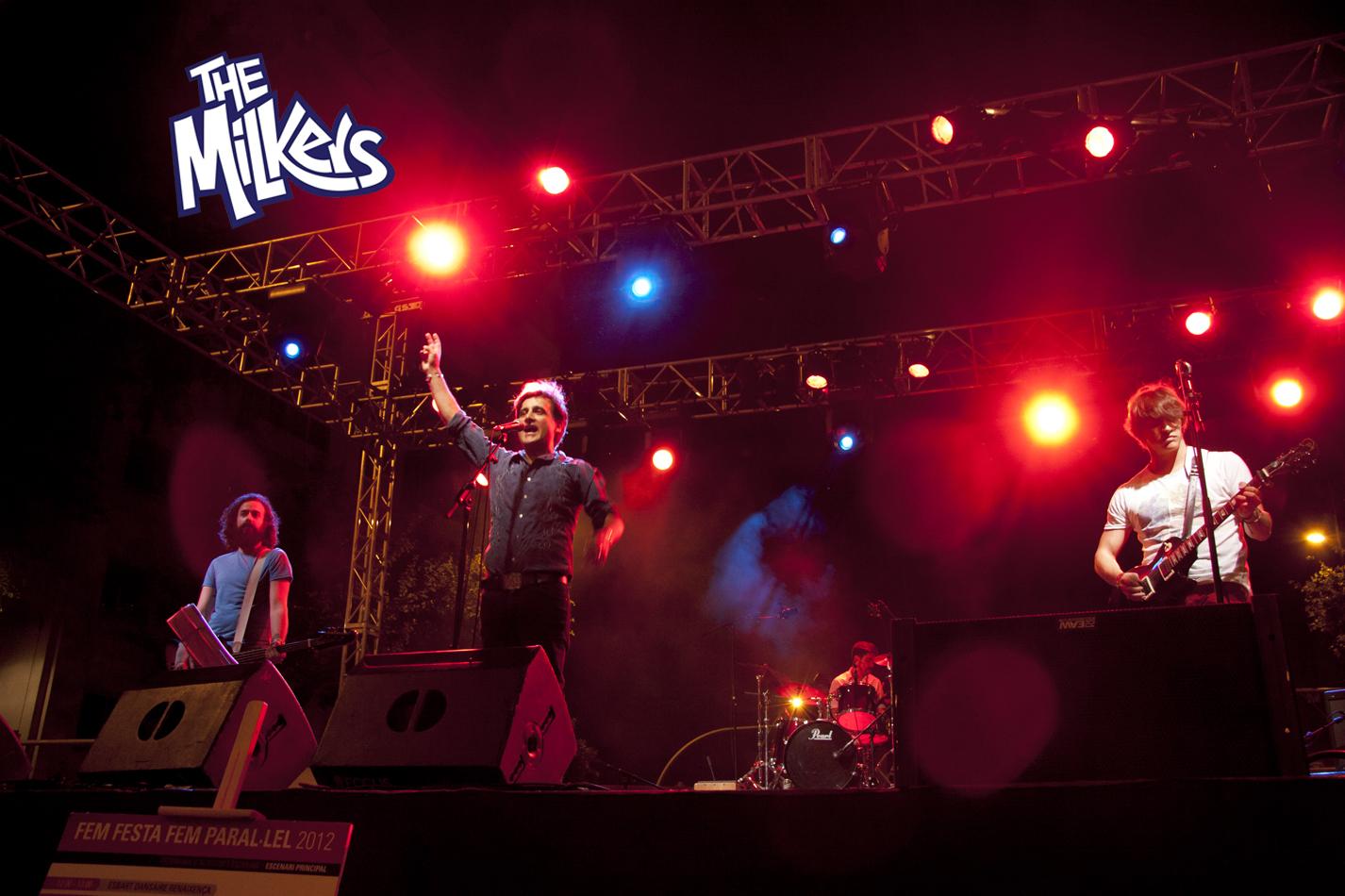 Milkers Festes de Poblesec