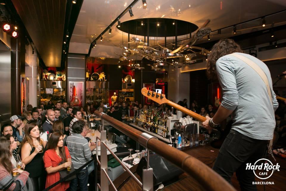 Milkers Hard Rock Cafe