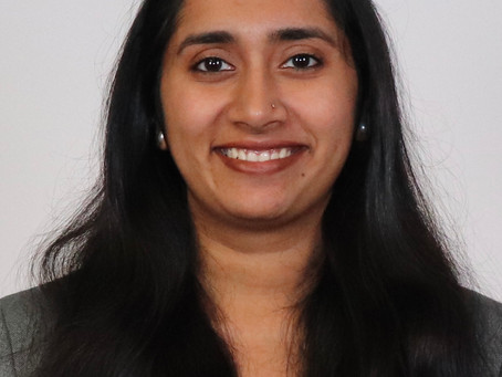 Announcing New Ergonomics Intern, Ashwini Sharath