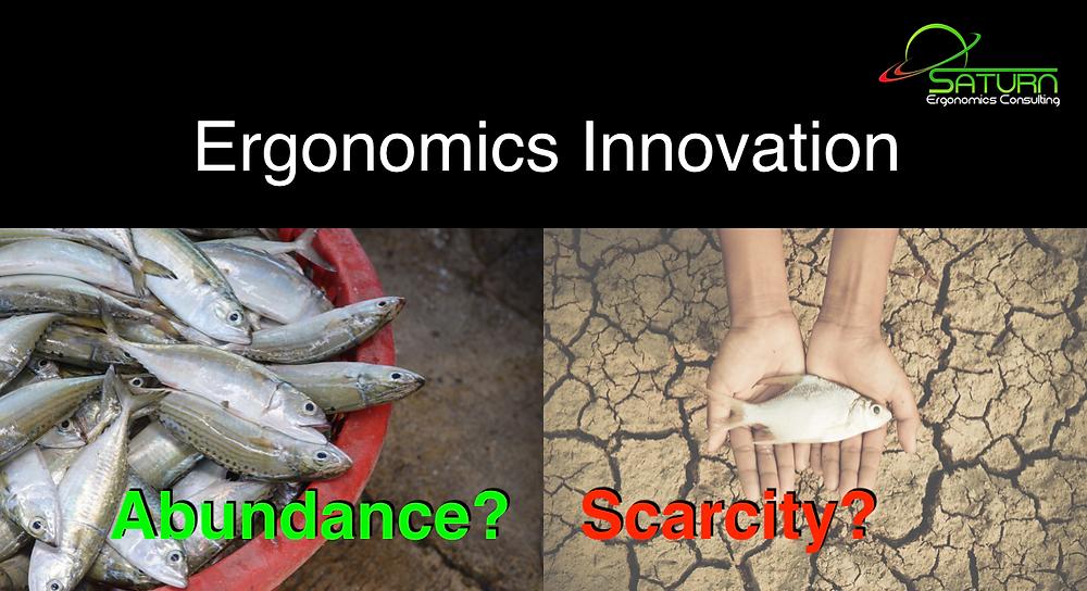 Abundance Thinking in Ergonomics Innovation Photo