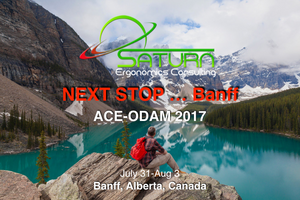 ACE-ODAM 2017 Conference in Banff