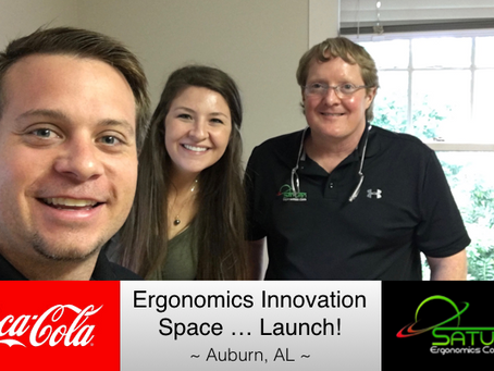 Ergonomics Innovation Space ... Launch!