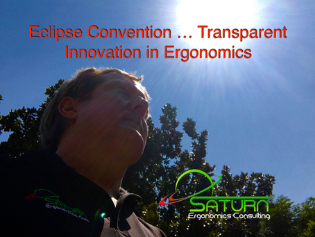 Eclipse Convention ... Transparent Innovation in Ergonomics