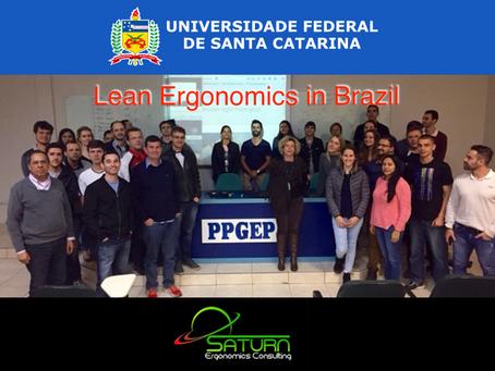 Lean Ergonomics at UFSC in Brazil