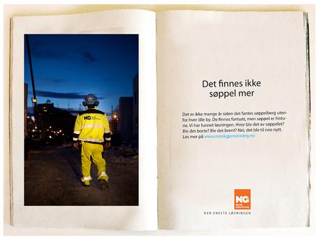 """Norsk Gjenvinning var vår første StrategiSprint. """"Look at them now""""..:)"""