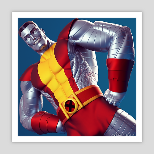 """Colossus: """"The Gentle Giant"""""""