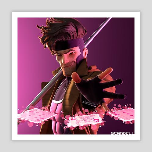 """Gambit: """"De name is Gambit"""""""