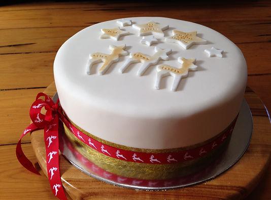 Devilishly good Christmas Wish Cakes Tiny Stars
