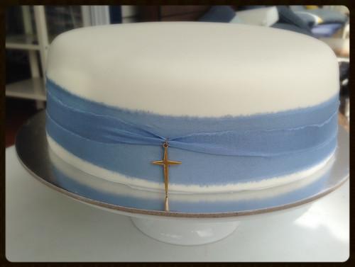 Boca Dot Cakes Christening Brisbane