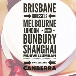 Organic Christmas Cakes Brisbane