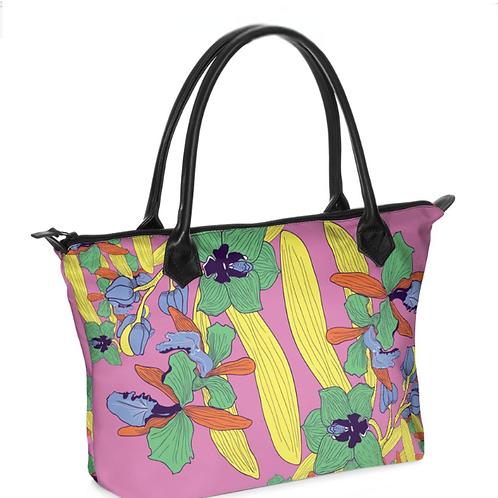 Flora Tote Handbag