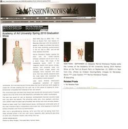fashion widows