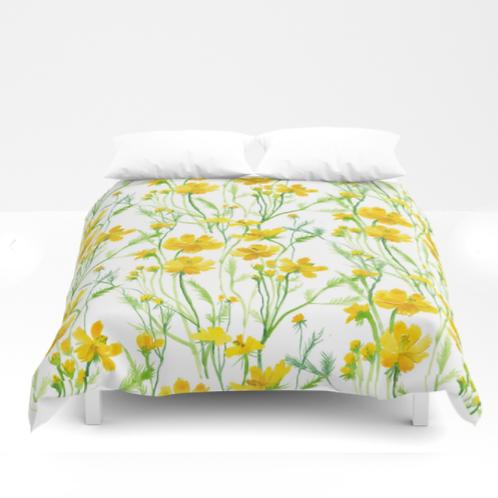 Blossom Douvet covers