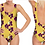 Thumbnail: Daisy Floral Swimsuit