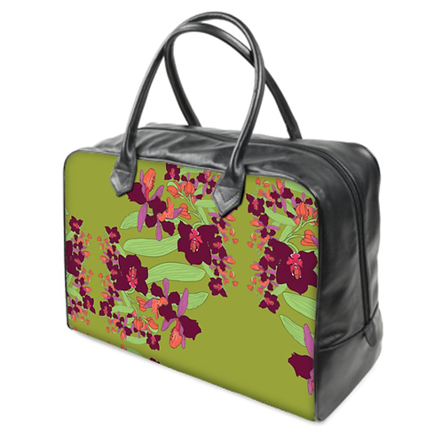 Floral Holdalls Bag