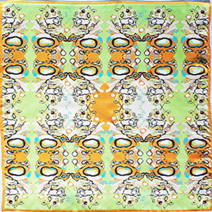 Amonia Silk Scarf