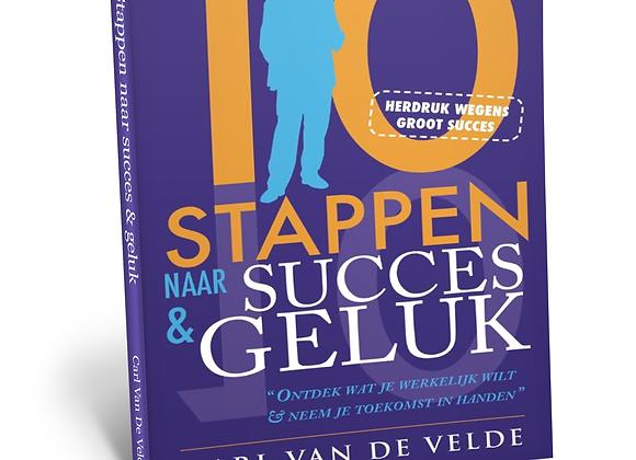 10 stappen naar succes & geluk
