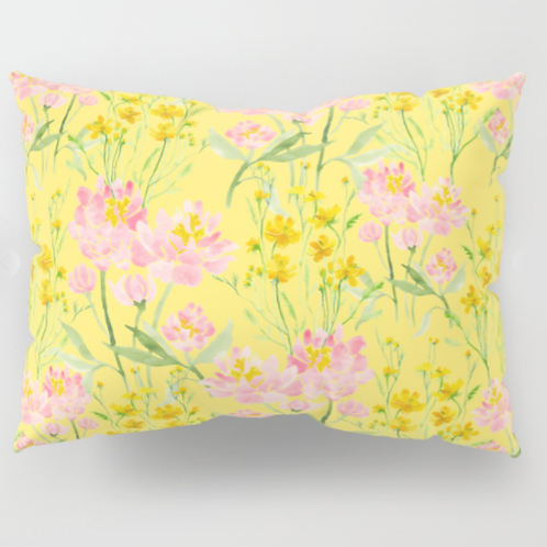 Blossom Pillow Shams
