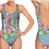 Thumbnail: Carnation Floral Swimsuit