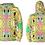 Thumbnail: Ameba Unisex zip hoodie