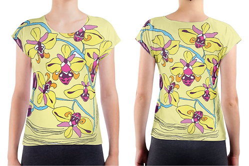 Bee Orchid T-shirt