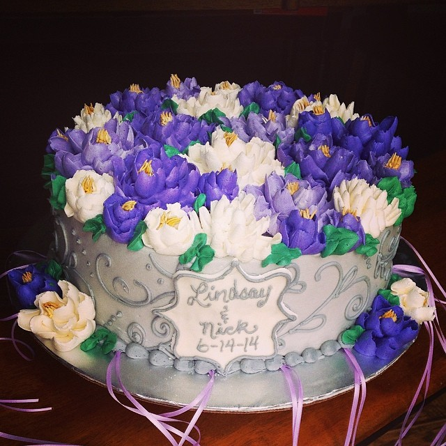 Instagram - More buttercream bouquets
