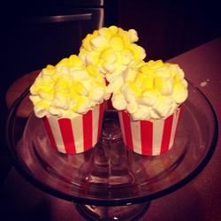 Instagram - Popcorn cc