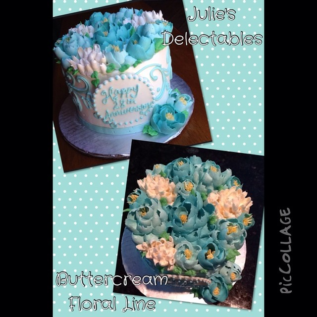Instagram - Buttercream Floral Line #piccollage