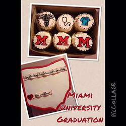 Instagram - Miami University  Graduation  #piccollage