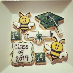 Instagram - Grad cookies