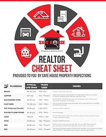 Realtor Cheat Sheet 1