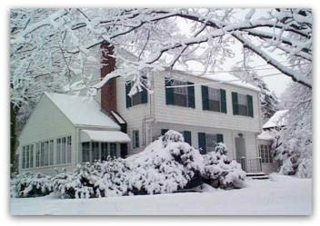 Home Winterization Information