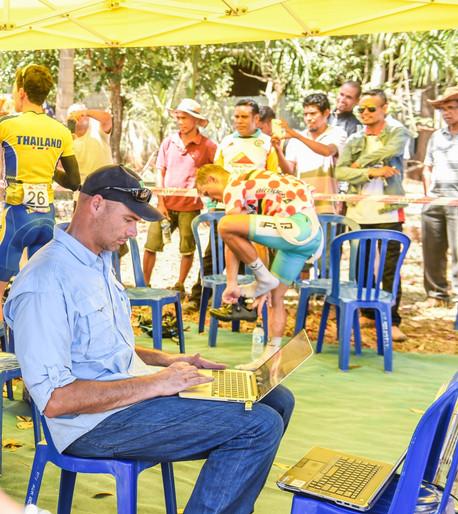 Tour de Timor Heat Stress Management
