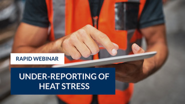 Under-Reporting of Heat Stress