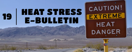 Heat Stress e-Bulletin