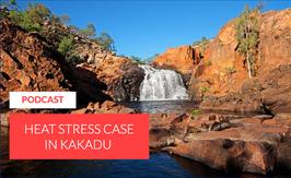 Heat Stress Case in Kakadu Podcast