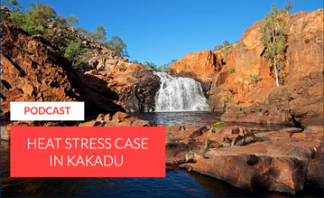 Heat Stress Case in Kakadu Podcast