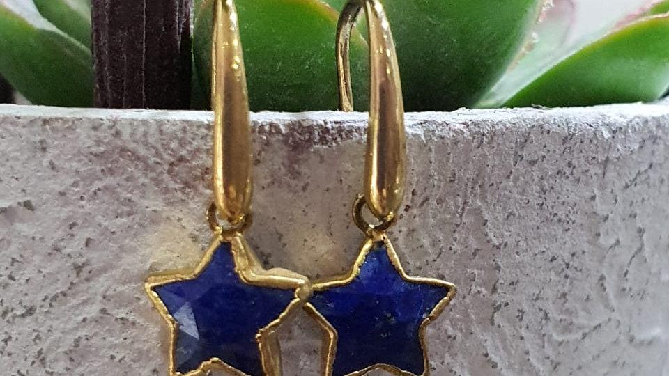 Aretes estrella