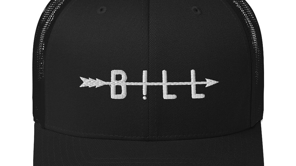 B!LL Mesh Hat