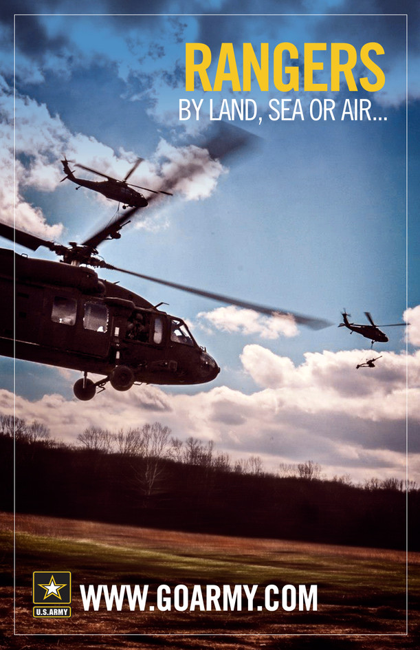 Army Poster Three