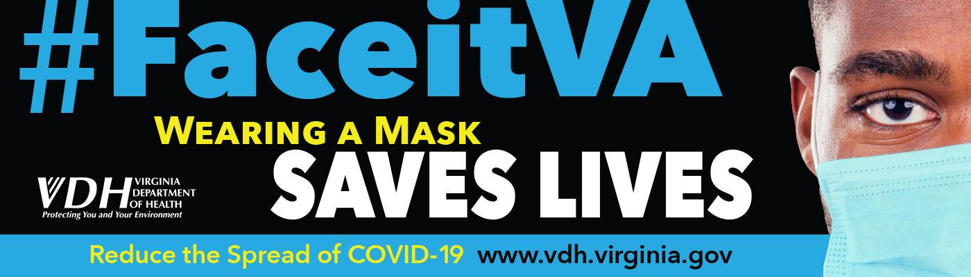 VDH COVID-19 Outreach Billboard