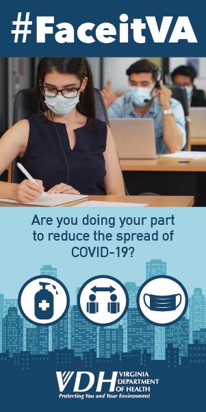 VDH COVID-19 Digital Ad