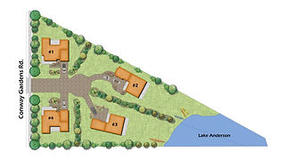 Conway Gardens New Construction Site Plan